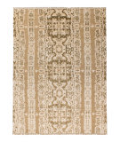 Solo Rugs Grit and Ground Electro Fusion Vintage Beige Area Rug
