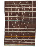 Solo Rugs Moroccan  6'3'' x 9' Rug