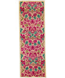 Solo Rugs Arts And Crafts  2'7''x7'10'' Runner Rug