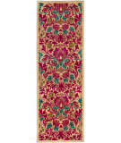 Solo Rugs Arts And Crafts  2'8'' x 8' Runner Rug