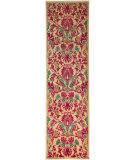 Solo Rugs Arts And Crafts  2'9'' x 9'8'' Runner Rug
