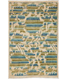Solo Rugs Arts And Crafts  4' x 6'3'' Rug