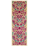 Solo Rugs Arts And Crafts  2'6'' x 8'6'' Runner Rug