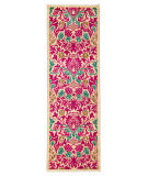 Solo Rugs Arts And Crafts  2'7'' x 8' Runner Rug