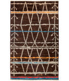 Solo Rugs Moroccan  4'10'' x 8' Rug