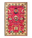 Solo Rugs Eclectic  6'2'' x 9' Rug