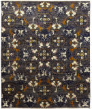 Solo Rugs Abstract  8'1'' x 10'1'' Rug