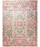 Solo Rugs Floral  9'1'' x 12'1'' Rug