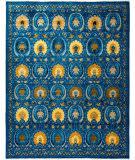Solo Rugs Floral  8'2'' x 10'7'' Rug