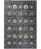 Solo Rugs Floral  6'1'' x 8'10'' Rug