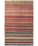 Solo Rugs Tribal  6' x 9'2'' Rug