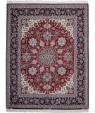 Solo Rugs Isfahan  6'6'' x 8'4'' Rug