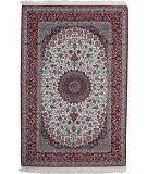 Solo Rugs Isfahan  5'4'' x 8' Rug