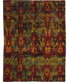 Solo Rugs Sari Silk  7'10'' x 10'5'' Rug