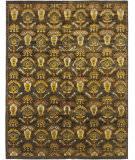 Solo Rugs Sari Silk  7'9'' x 9'10'' Rug