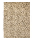 Solo Rugs Grit and Ground Reflection Gray Area Rug