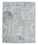 Luxor Lane Woven Han-S3031 Gray - Blue Area Rug