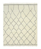 Luxor Lane Woven Nor-S3056 Ivory Area Rug