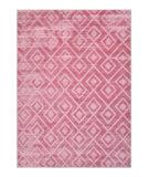 Luxor Lane Woven Jos-S3099 Pink Area Rug