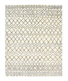 Luxor Lane Knotted Ale-S3141 Ivory Area Rug