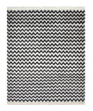 Luxor Lane Knotted Win-S3148 Charcoal Area Rug