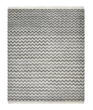 Luxor Lane Knotted Ser-S3162 Gray Area Rug