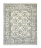 Luxor Lane Knotted Nir-S3165 Ivory Area Rug