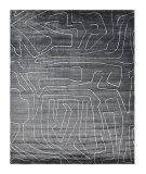 Luxor Lane Woven Shy-S3170 Charcoal Area Rug