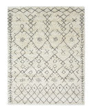 Luxor Lane Knotted Oli-S3182 Natural Ivory Area Rug