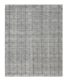 Luxor Lane Knotted Gau-S3192 Gray Area Rug