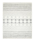 Luxor Lane Knotted Vin-S3204 Ivory Area Rug