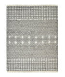 Luxor Lane Knotted Vin-S3204 Gray Area Rug