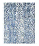 Luxor Lane Knotted Ism-S3213 Blue Area Rug