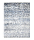 Luxor Lane Knotted Sam-S3216 Gray - Blue Area Rug
