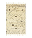 Luxor Lane Knotted Ani-S3281 Beige Area Rug