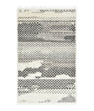 Luxor Lane Knotted Adi-S3298 Gray Area Rug