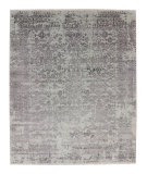 Luxor Lane Knotted Adr-S3543 Pewter Area Rug