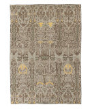 Solo Rugs Grit and Ground Seville Brown Area Rug