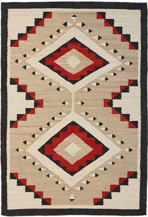 Southwest Looms Dreamcatcher Ganado N-01 Area Rug