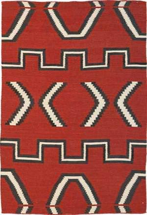 Southwest Looms Dreamcatcher Serape N-12 Area Rug