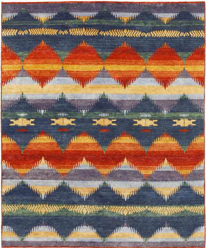 Pendleton South West Ombre SW-13 Area Rug