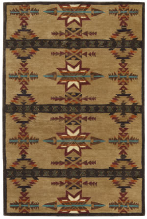 Southwest Looms Pendleton Classic Gatekeeper Swt-3d Area Rug