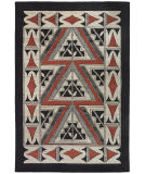 Southwest Looms Santa Fe SF-08 Black Hills Area Rug