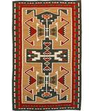 Southwest Looms Dreamcatcher Tan Teec Nos Pos N-5B Area Rug