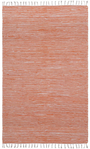 St. Croix Complex Cfw29 Orange Area Rug