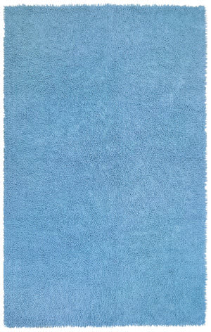 St. Croix Shagadelic Chs02 Blue Area Rug