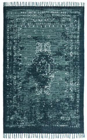 St. Croix Vintage Cpd03 Green Area Rug