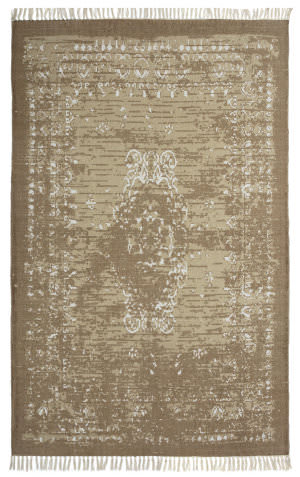St. Croix Vintage Cpd04 Brown Area Rug