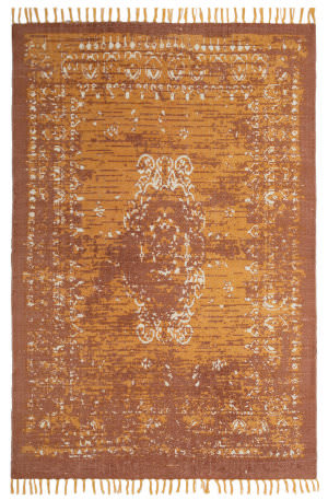 St. Croix Vintage Cpd05 Orange Area Rug