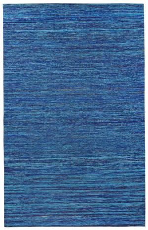 St. Croix Sari Silk Cst02 Blue Area Rug
